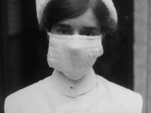 Silent film and the great pandemic of 1918 - image