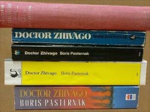 Doctor Zhivago: an original letter to Boris Pasternak - image
