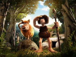 Early Man review: a deliciously tactile and nostalgic feat of clay