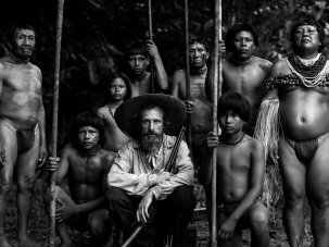 The books, films and trance rhythms that inspired Embrace of the Serpent - image