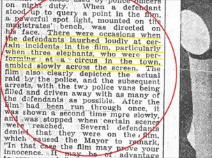 1930s hidden-camera footage is first film used as evidence in UK courts - image