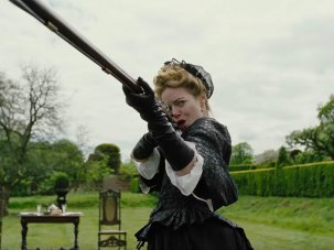 The Favourite first look: Yorgos Lanthimos courts controversy but cops out