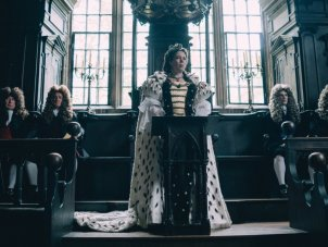 The Favourite review: a rich and ribald royal farce - image