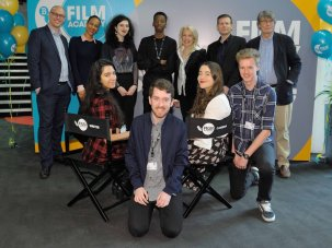 New generation of British filmmakers premiere their work at BFI Film Academy graduation - image