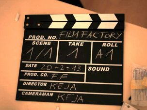 A personal report on an adventure called film.factory - image