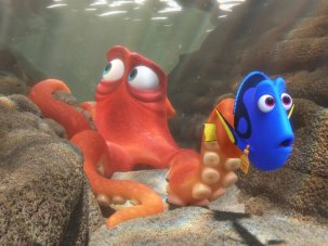 Pixar directors reveal Finding Dory animation secrets - image