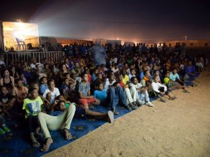 FiSahara: the world's only film festival in a refugee camp - image
