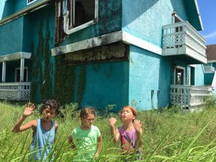 The Florida Project review: a happy film about an ugly world