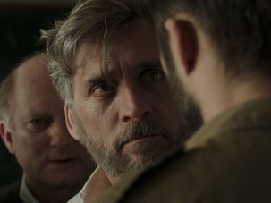 Foxtrot review: a savage satire of Israeli military grief and grind