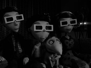 Frankenweenie European premiere opens the 56th BFI London Film Festival - image