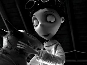 Film of the week: Frankenweenie - image