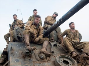 Fury will close the 58th BFI London Film Festival - image
