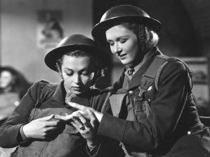 How British film celebrated the role of women during the Second World War - image