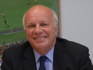 Greg Dyke awarded BFI Fellowship