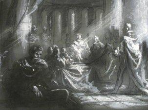 The world of 1940s design in Olivier's Shakespeare films - image