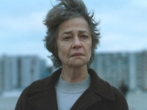 Hannah review: Charlotte Rampling trapped in a marital hell