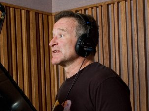 Robin Williams: a career in pictures - image