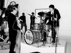 Behind the scenes with the Beatles and Richard Lester - image