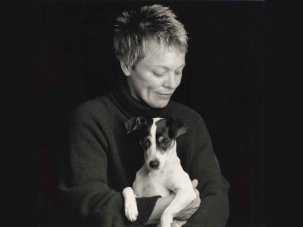 Questions and answers: Laurie Anderson and Brian Eno play twist or stick - image