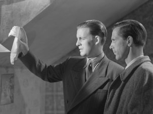 Ingmar Bergman's long-lost spy thriller - image