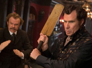 Holmes and Watson review: a lumbering Sherlockian knockdown - image
