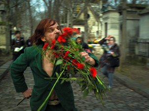 Cannes 2012: Cinema-chewing: Leos Carax's Holy Motors - image