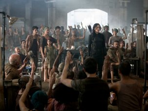 Review: The Hunger Games: Mockingjay  Part 1 - image