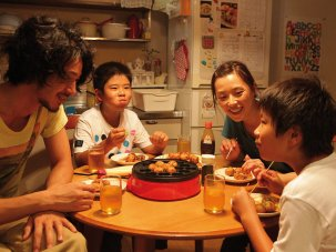 Family foods: How Hirokazu Koreeda serves drama at the dinner table