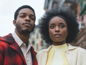 Stephan James on If Beale Street Could Talk: 'It's such a special thing for cinema, the idea that black love exists' - image