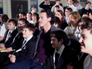 Launch of new film education charity Into Film - image