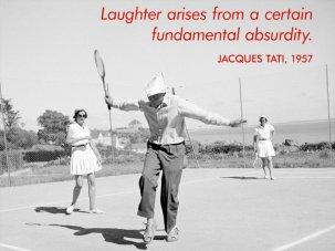 Jacques Tati quotes - image