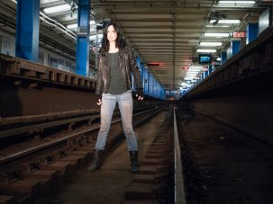 Jessica Jones: the antihero we need
