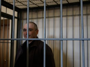 King or pawn? On the trail of Mikhail Khodorkovsky - image