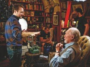 "Rian Johnson on Knives Out: ""Agatha Christie had a modern sensibility"" - image"