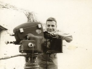 Walter Lassally, cameraman: a tribute in pictures