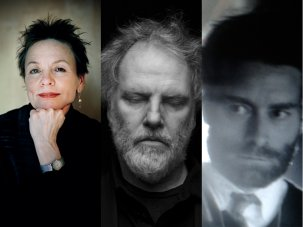 Laurie Anderson, Guy Maddin and Chris Milk added to LFF Connects line-up
