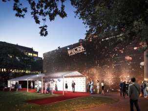 Beautiful new cinema created for 60th BFI London Film Festival