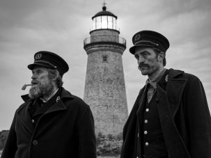 The Lighthouse first look: Willem Dafoe and Robert Pattinson raise their own tempest at sea - image
