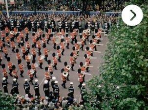 The coronation of Queen Elizabeth II - image