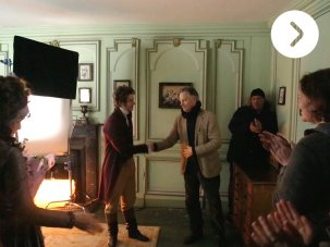 Behind the scenes of Love & Friendship - image