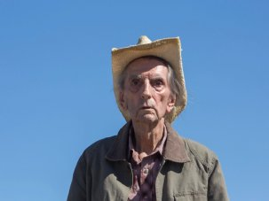 'I had my hands full with Harry' – Stories from the set of Harry Dean Stanton's goodbye film, Lucky - image