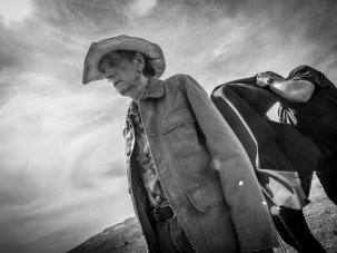 Lucky: days and years with Harry Dean Stanton, by his friend and PA Logan Sparks - image