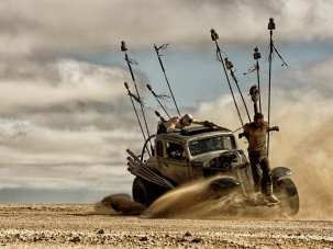 Review: Mad Max: Fury Road - image
