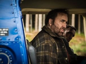 Film of the week: Mandy aims Nicolas Cage at a temple of doom - image