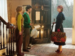 Film of the week: Mary Poppins Returns trips a little light fantastic - image