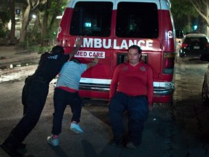 Midnight Family: patrolling Mexico City in a private ambulance