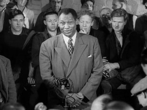 Memories from the mine: the day I filmed Paul Robeson - image