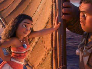 Moana review: Disney's Hawaiian folk fable paddles safe waters - image