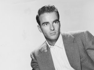 Montgomery Clift: a life in portaits - image