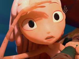 Three to see at LFF if you like... animation